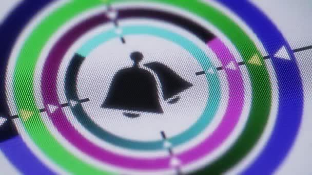 Ikona na obrazovce. Opakování