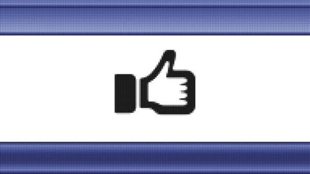 Stejně jako ikony na obrazovce pixel. Opakování.