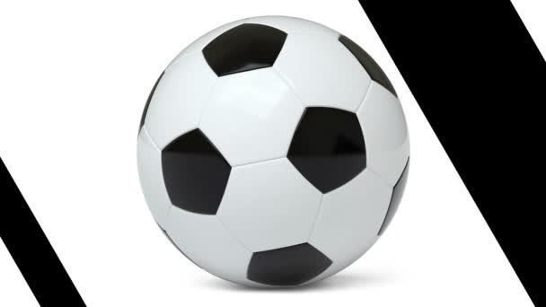 3D model soccerball. Opakování.