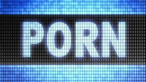 Pornona obrazovce. Opakování