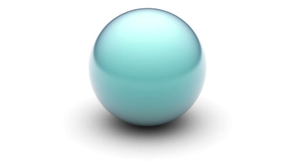3D model of the ball. Looping.