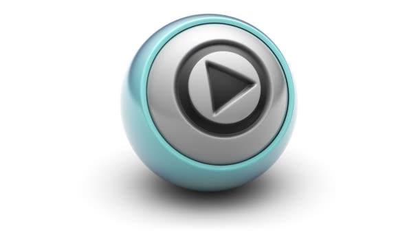 Zahrajte si ikonu na míč. Opakování.