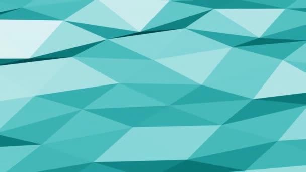 A hullámos felület rácsa. 3d illusztráció.
