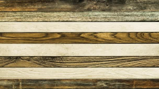 horizontal wooden planks moving in opposite dirrections