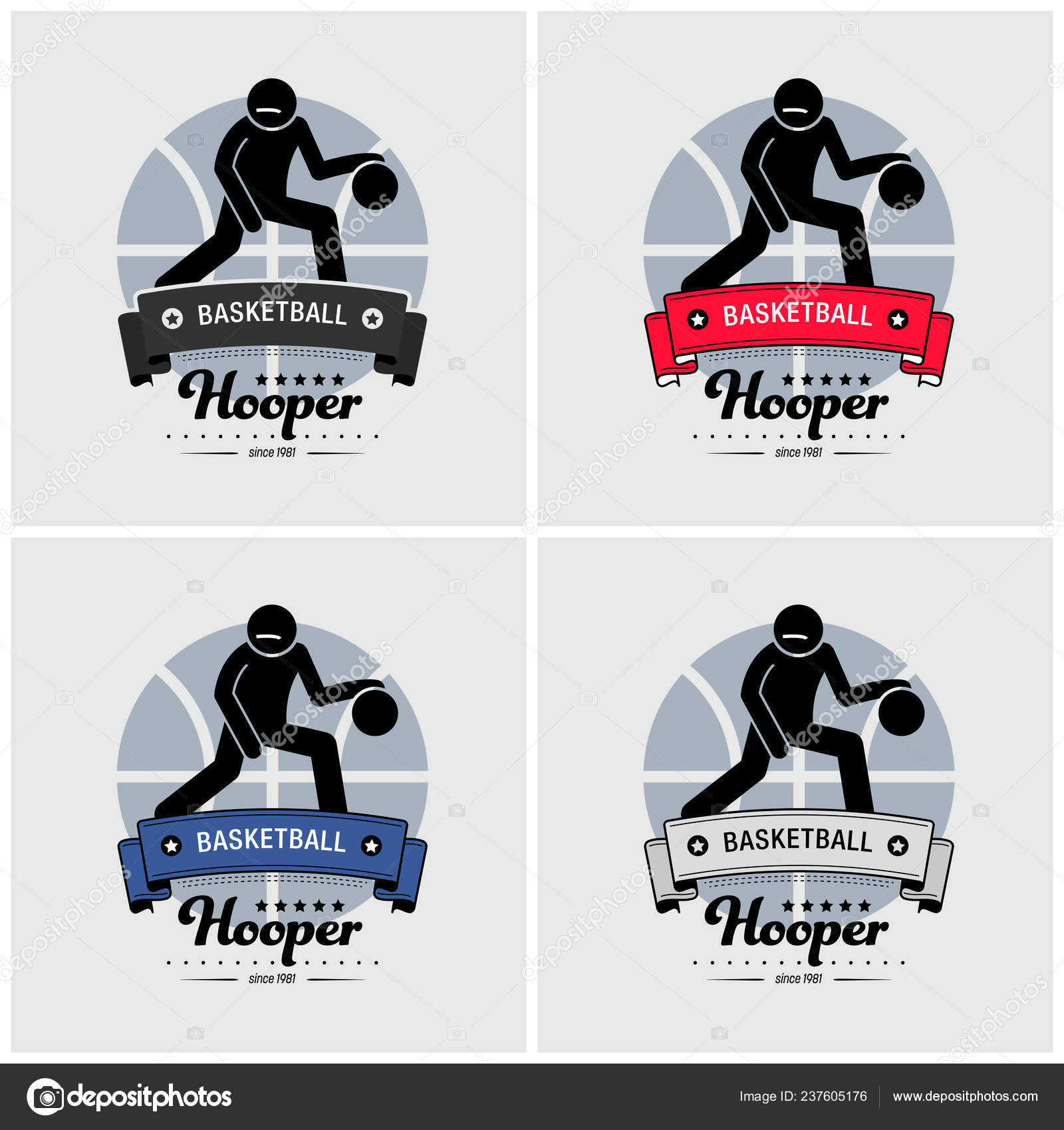 fa908c3e11c Depositphotos stock illustration basketball club logo design vector jpg  1600x1700 Illustration nike basketball clipart logo design