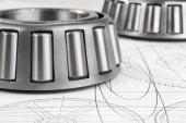 Photo roller bearings and drawings