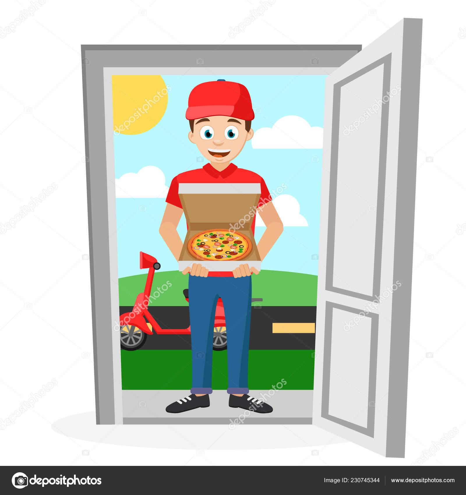 Pizza Open Door