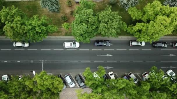 Summer 2018 Aerial Drone Footage Rooftops Streets Center Krasnodar City Stock Video C Shok Design 202933340