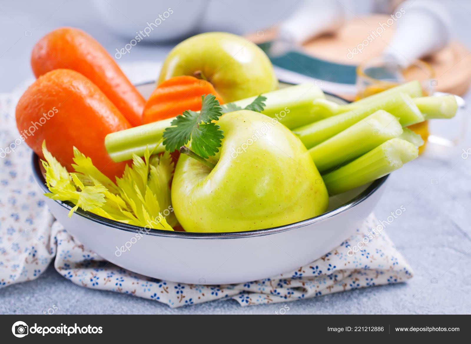 dieta di carote e mele