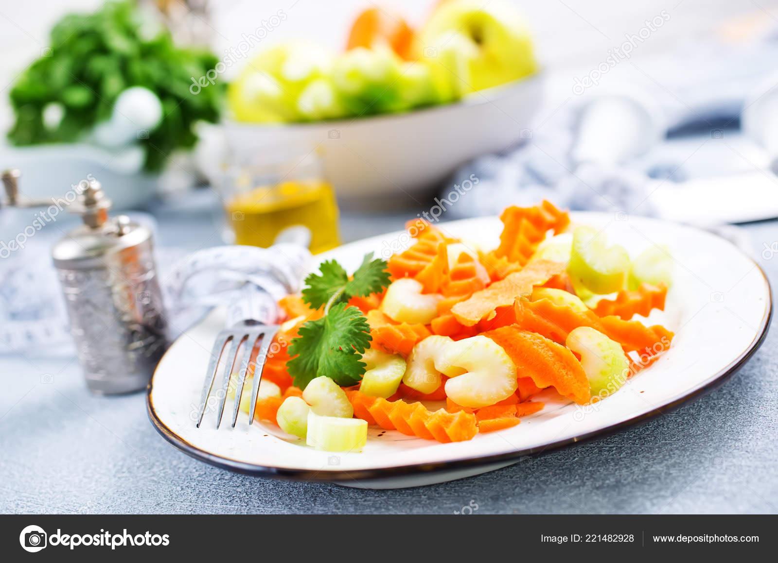 Dieta de zanahoria y apio
