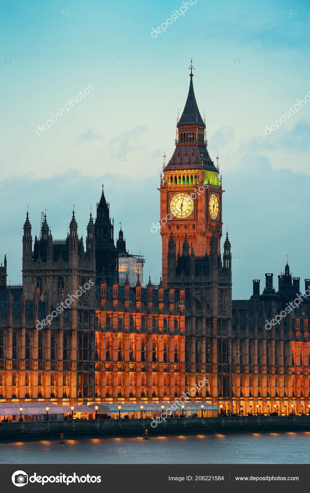 House Parliament Westminster London Stock Photo C Rabbit75 Dep