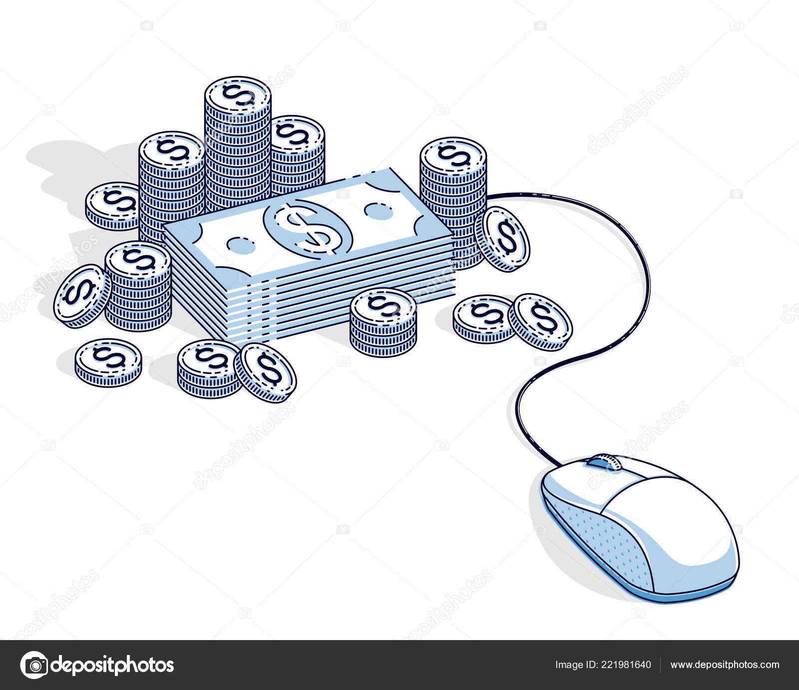 интернет наличные заработок