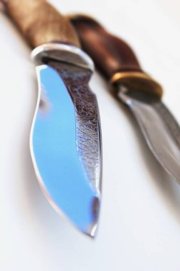 hunting knives as a symbol of masculinity