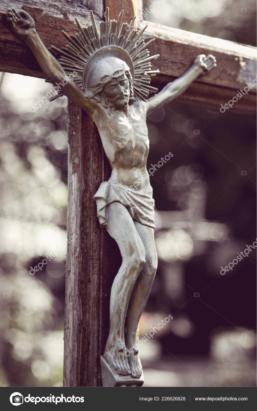 Crucifixion Jesus Christ Symbol Resurrection Immortality Human Soul
