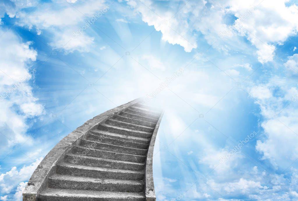 ближайшие картинки лестницы ведущие в небеса самому нарисовать фломастером