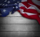 Amerikai zászló táblák