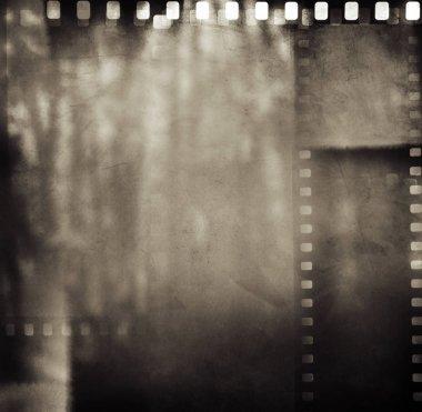 Film frames background