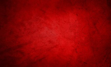 Red textured concrete wall background stock vector