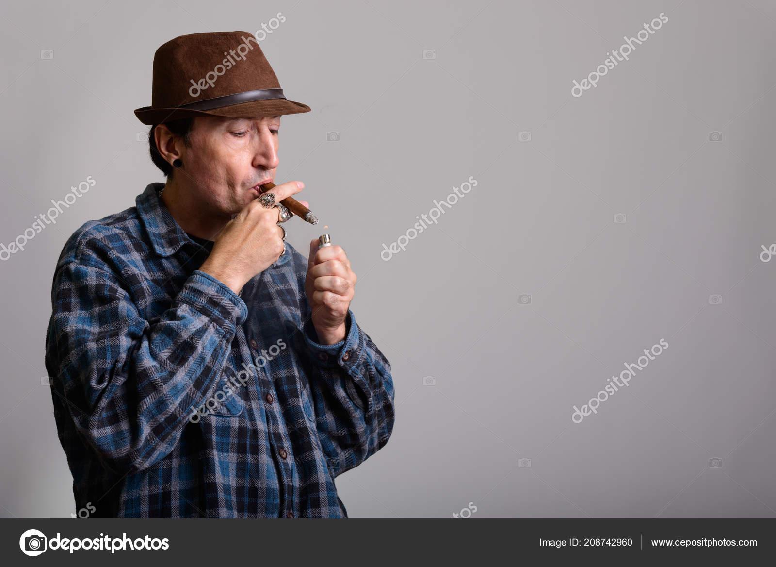 twink kouření filmů