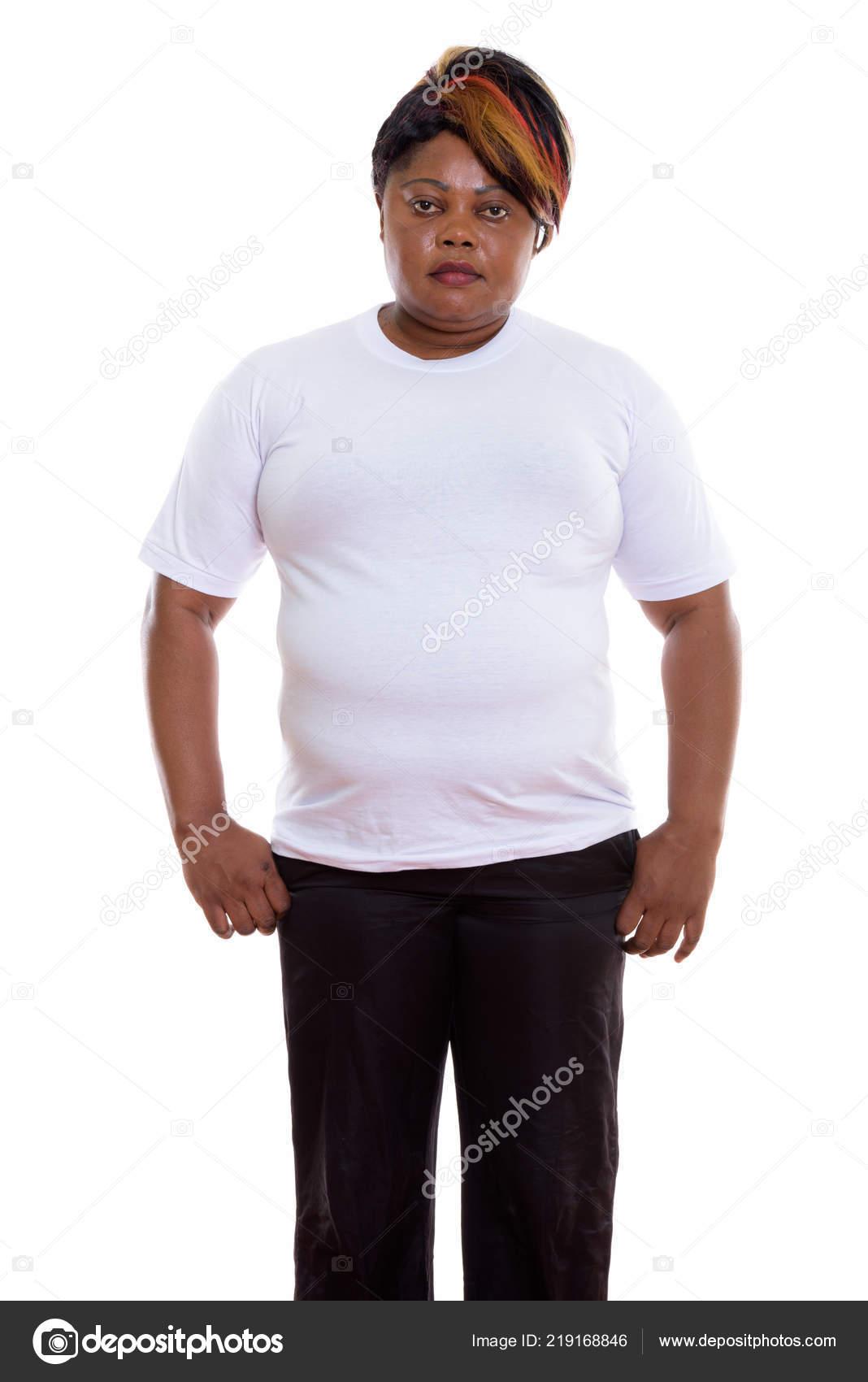 Tlustá černá zralá