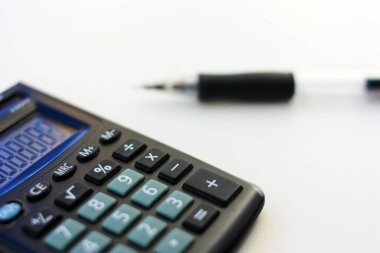 Calculator for calculating finance and profit