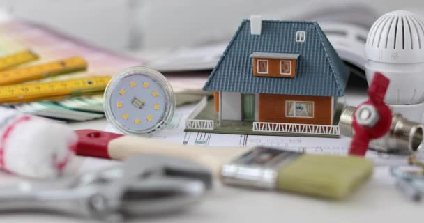 koncepce rozvoje bydlení - stavba domu a design položky