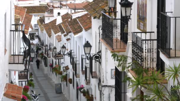 View of the village of Mijas, Spain