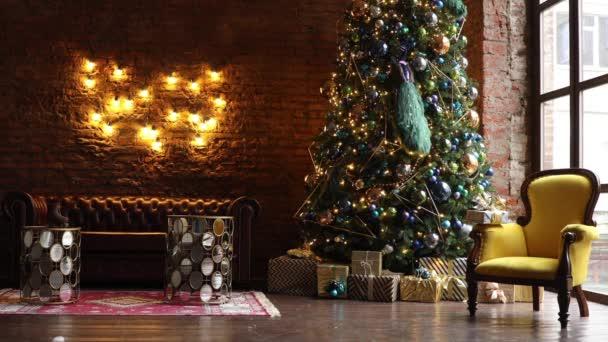 Vánoční a novoroční výzdoba