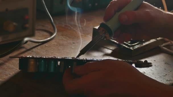 Videa kouření techniky