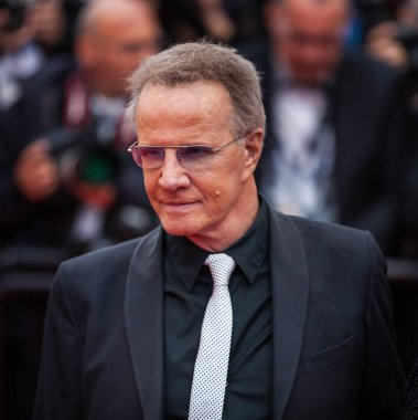 CANNES, FRANCE - MAY 18, 2019:  Christophe Lambert attend the screening of