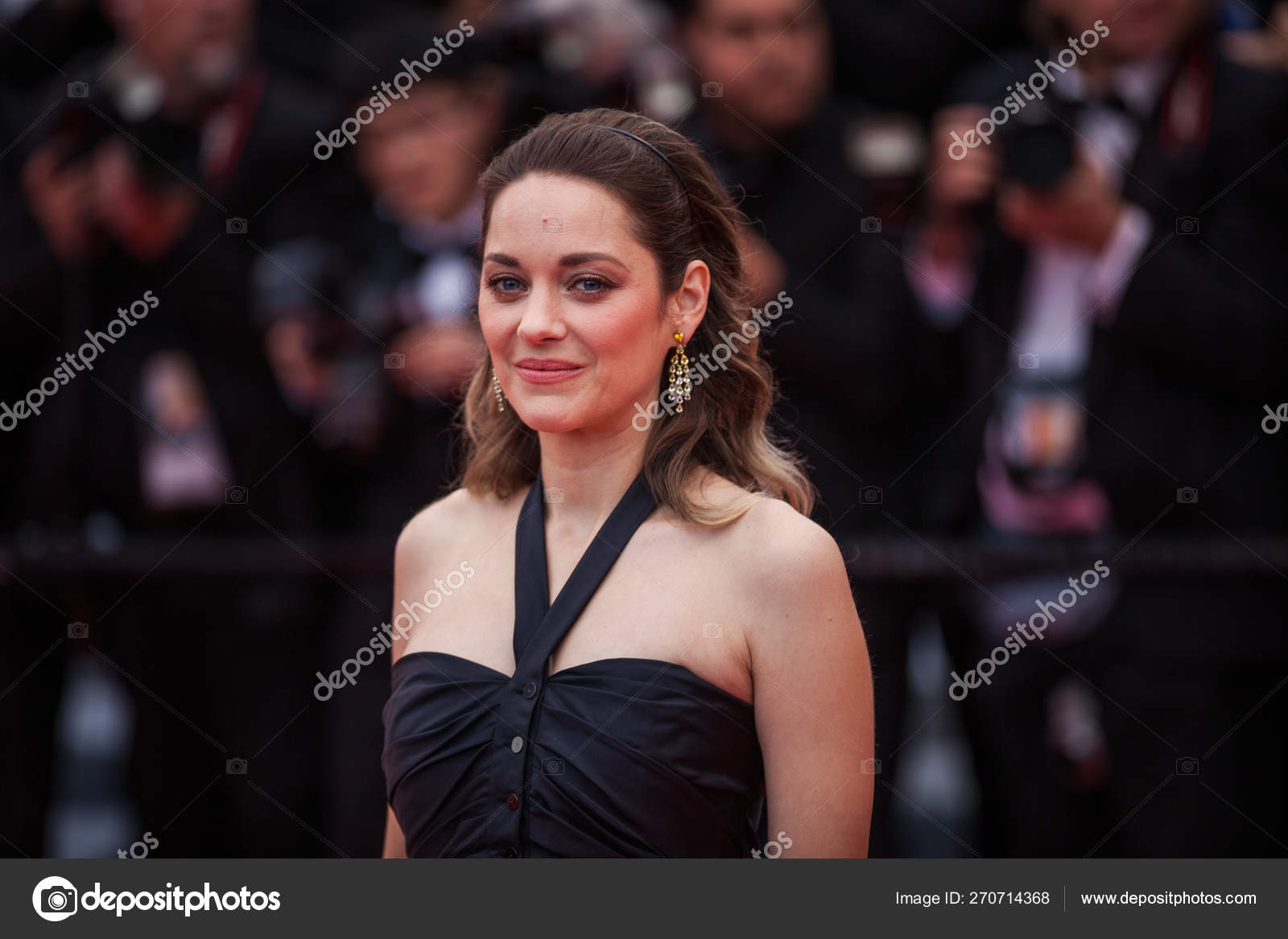 Cannes France May 2019 Marion Cotillard Attends Screening Belle