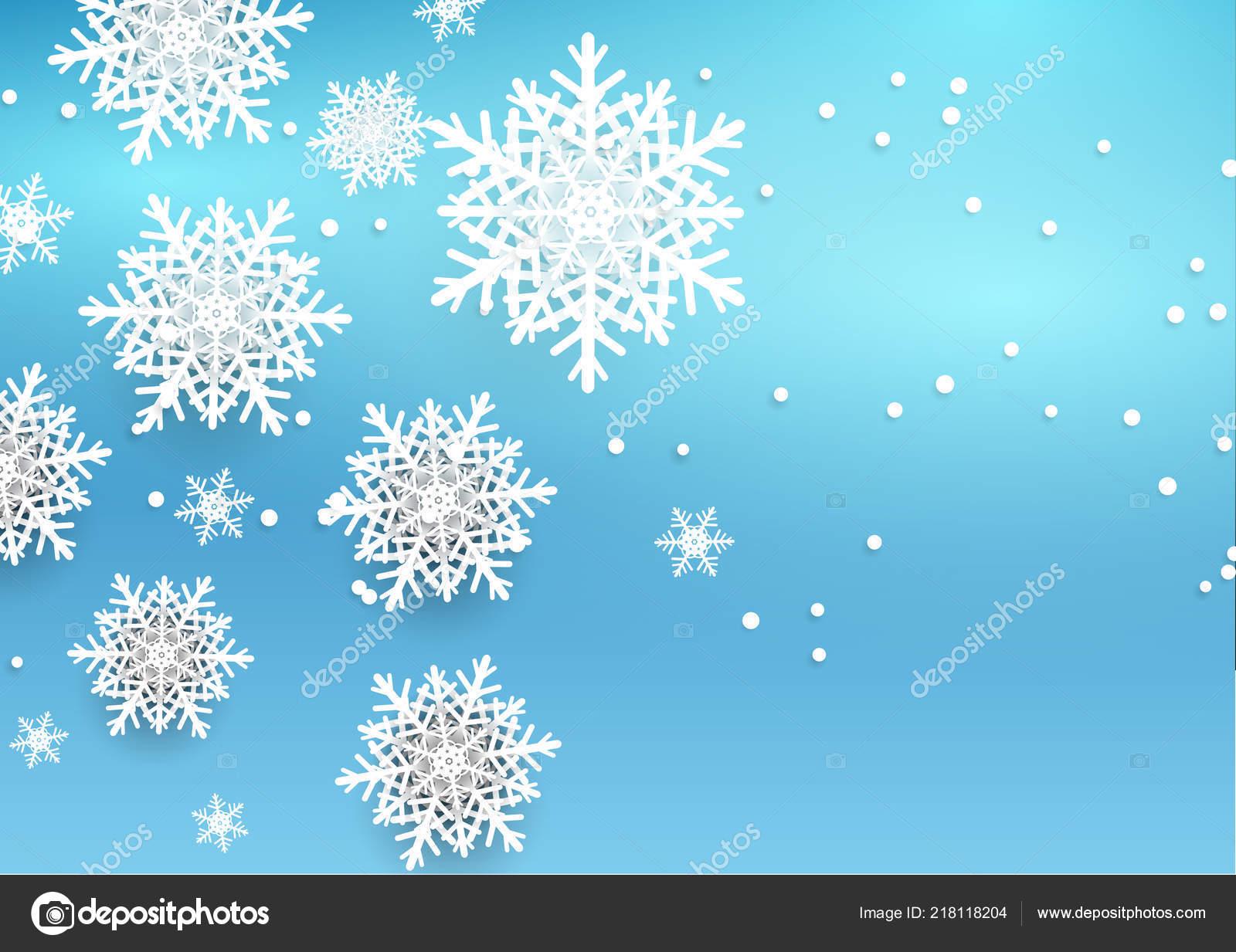 Vector Copo De Nieve: Imagenes De Copos Nieve