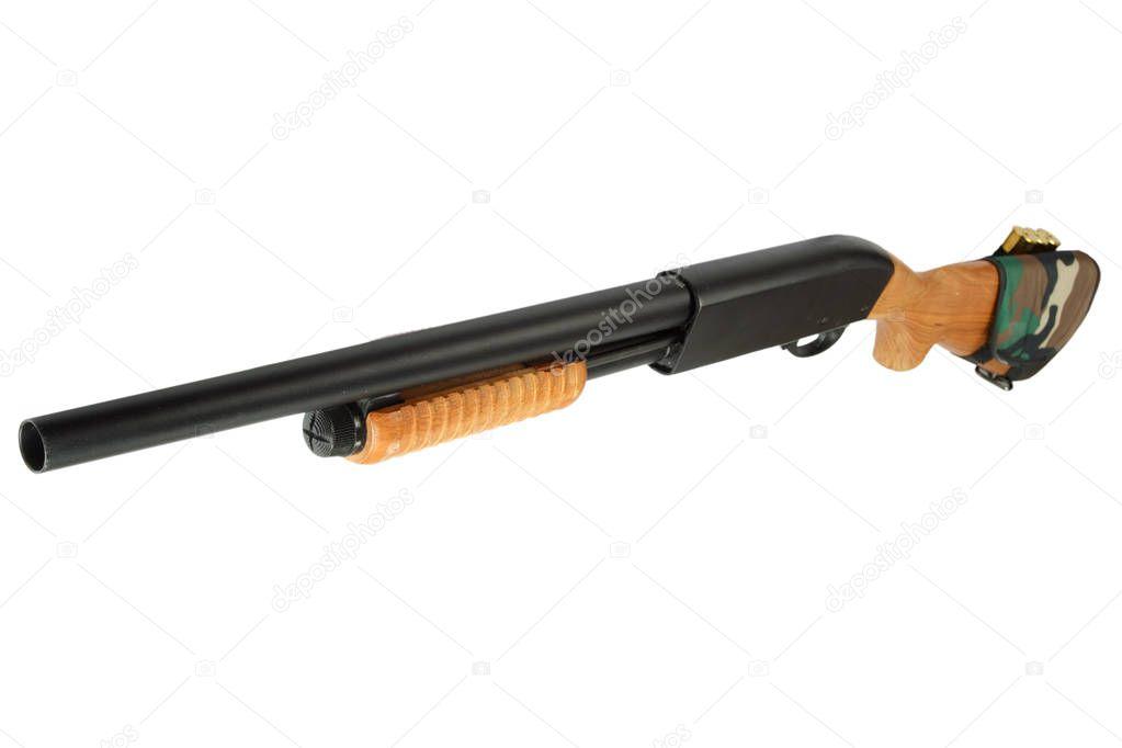 Thats Long Ass Shotgun
