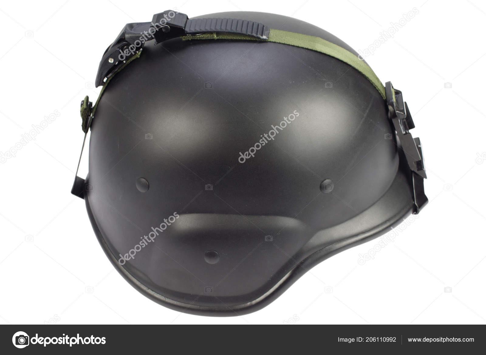 Casco Kevlar Del Ejército Aislado — Fotos de Stock © zim90  206110992 d74bae34efb