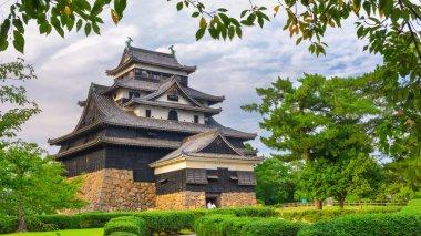 Matsue, Shimane, Japan at Matsue Castle.