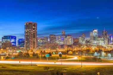 Downtown Denver, Colorado, USA Skyline