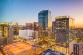 Városkép Phoenix, Arizona, Amerikai Egyesült Államok