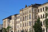 Chemnitz. Technische Universität Chemnitz, öffentliche Bildungseinrichtung.
