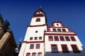 Fotografie Chemnitz (Sachsen). Wahrzeichen Neumarkt - Altes Rathaus).