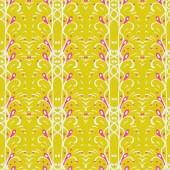 Fotografie Hellen nahtlose Muster im retro-Stil mit Stoff