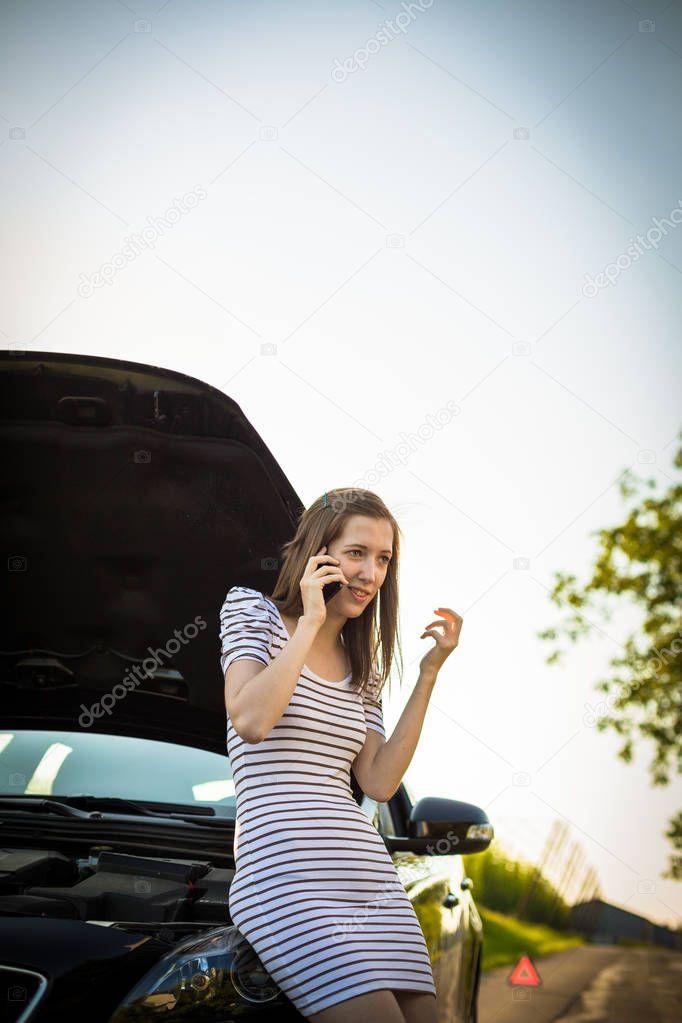 Сломалась машина привез домой и застукала жена — 11