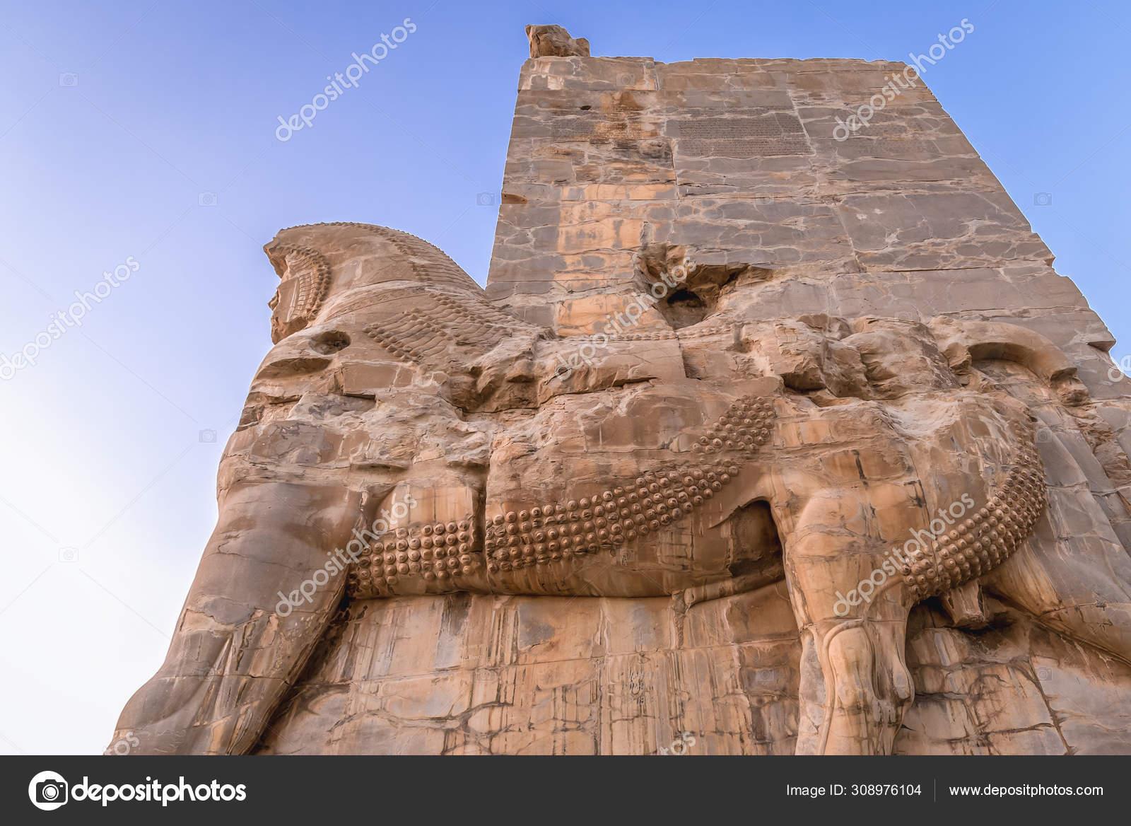 Persepolis In Iran Stock Photo C Fotokon 308976104