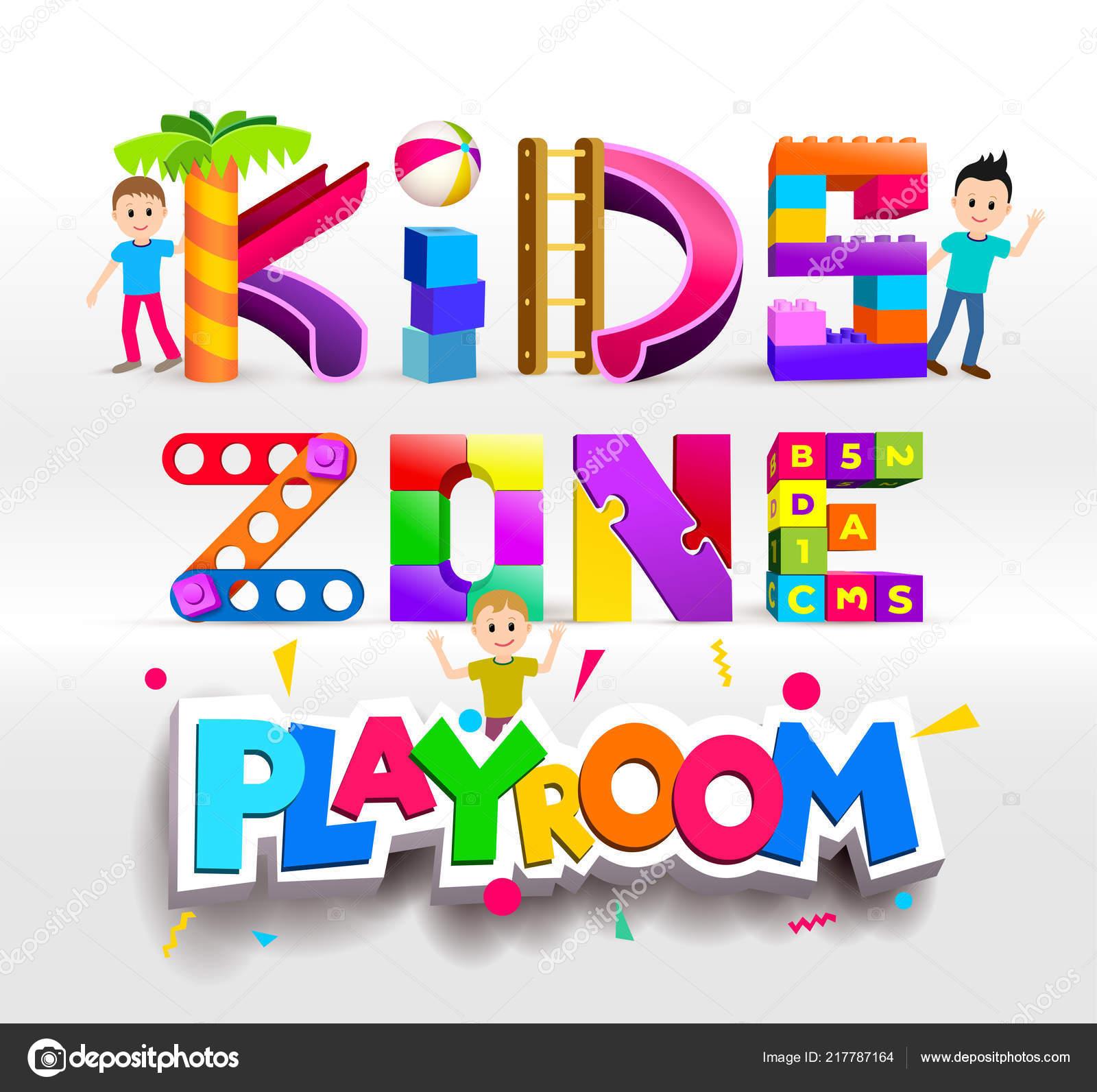 Disegni Sala Giochi Per Bambini Disegno Marchio Zona Sala Giochi