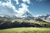 Fotografie Mountain Matterhorn, Zermatt, Switzerland