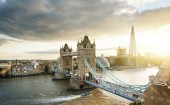 Tower Bridge v Londýně, Velká Británie