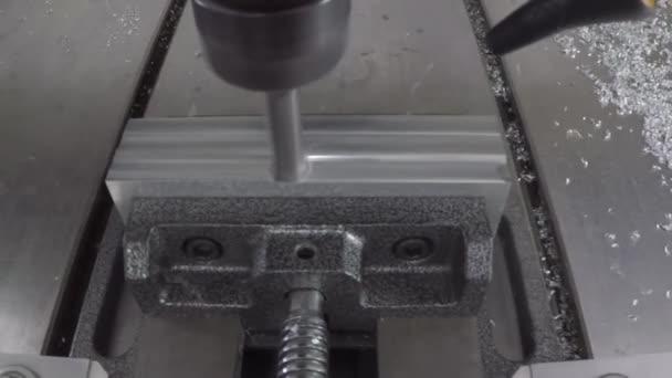 Fresatrice per metalli Cnc 5