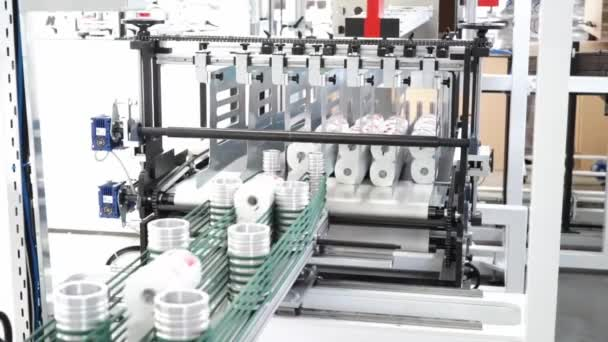 automatic machine packing process in the factory3