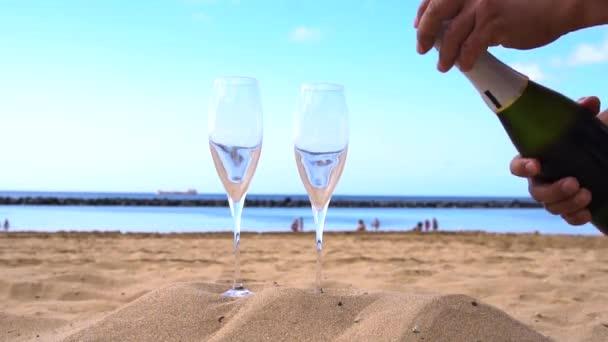 pezsgő strand