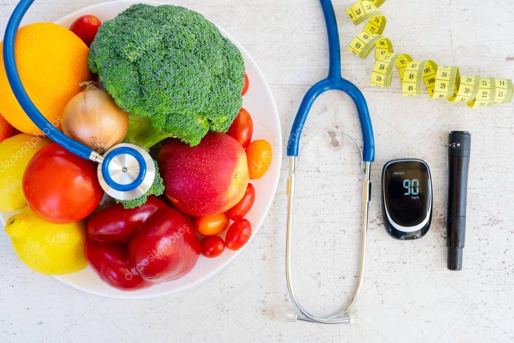 Растительная диета диабет