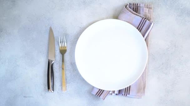 pozadí abstraktní potravin